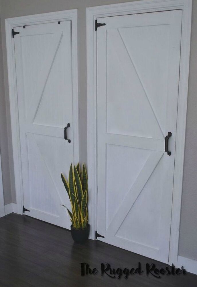 13 Amazing Closet Door Transformations That Will Change