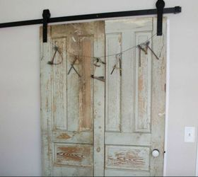 These Lovely Vintage Sliding Closet Doors