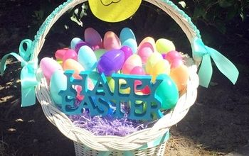 Easter Basket Lawn Decor