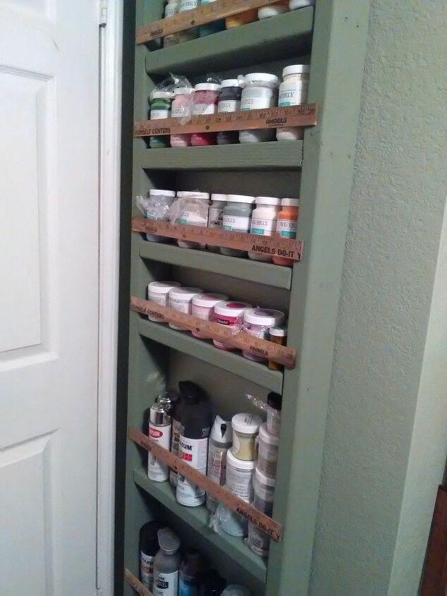 e reuse an old bunk bed ladder