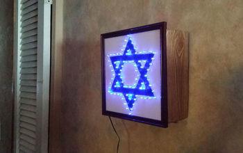 """Indoor Solar Lights """"Star"""""""