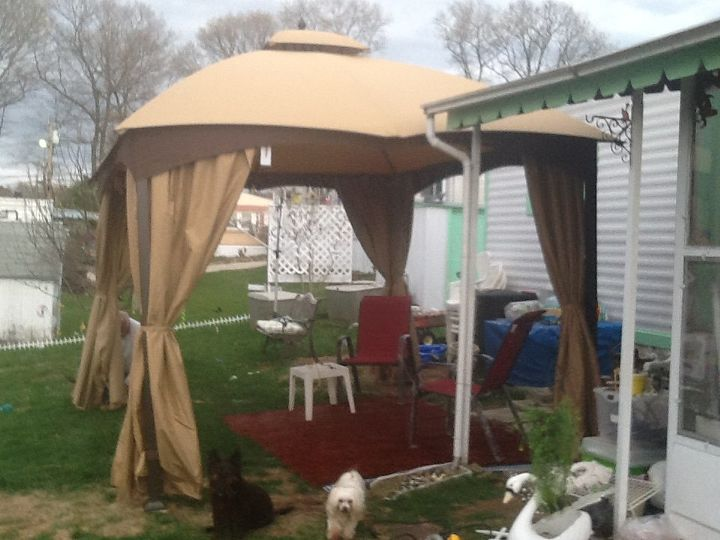 Repair A Rip In My Canvas Gazebo