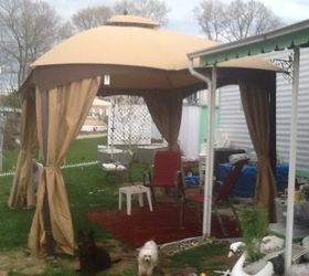 & How can I repair a rip in my canvas gazebo? | Hometalk