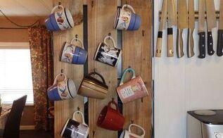 pallett coffee cup hanger