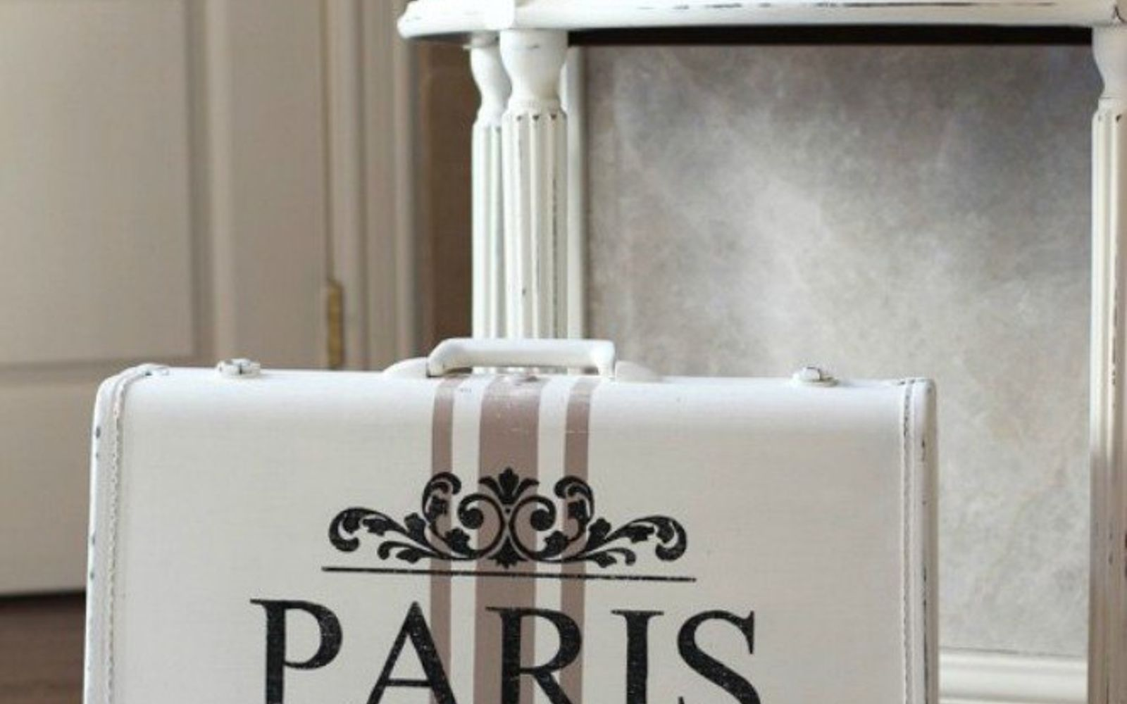 s don t throw out your old suitcase before you see these 15 clever ideas, Use it for your home decor