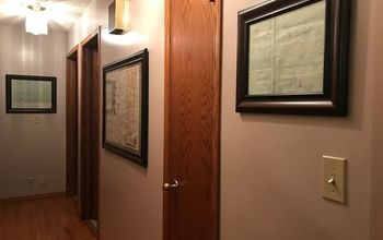map it out a hallway makeover