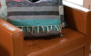 boho chic easy pillow tutorial
