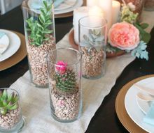 desert inspired easter tablescape