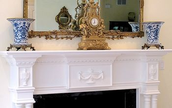 How to Decorate a Spring Mantel for Easter