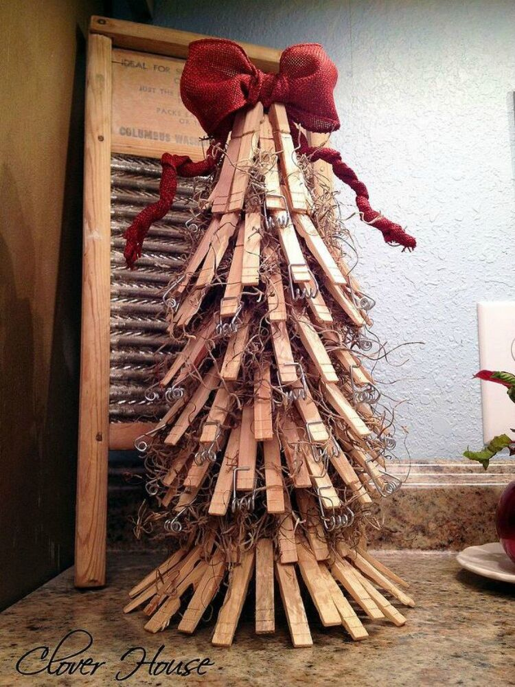Gather Your Clothespins For These 14 Brilliant Ideas