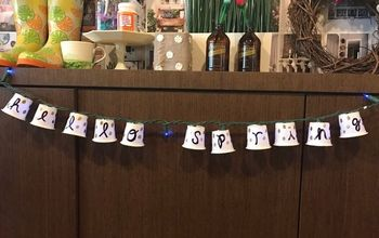 K - Cup Light Garland