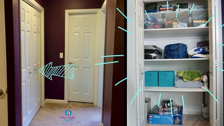 how to make built in closet shelves hometalk. Black Bedroom Furniture Sets. Home Design Ideas
