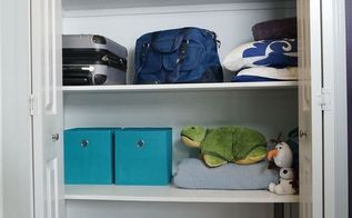 how to make built in closet shelves