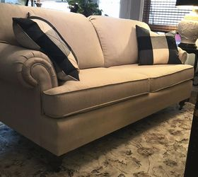 Quick and Easy Way to Update Craigslist Sofa Hometalk