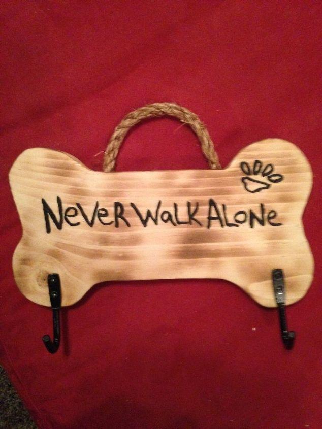 e never walk alone