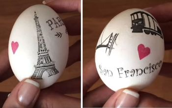 Easter Egg Design DIY.