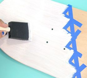 Diy Skateboard Deck Shelf Upcycle