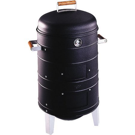 q what to do with a charcoal smoker