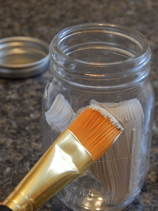 mini mason jar salt pepper shakers