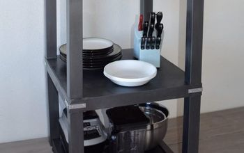 kitchen island ikea hack