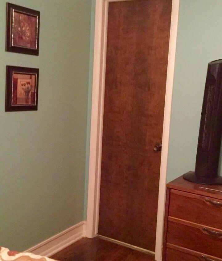 my secrer jewelry door