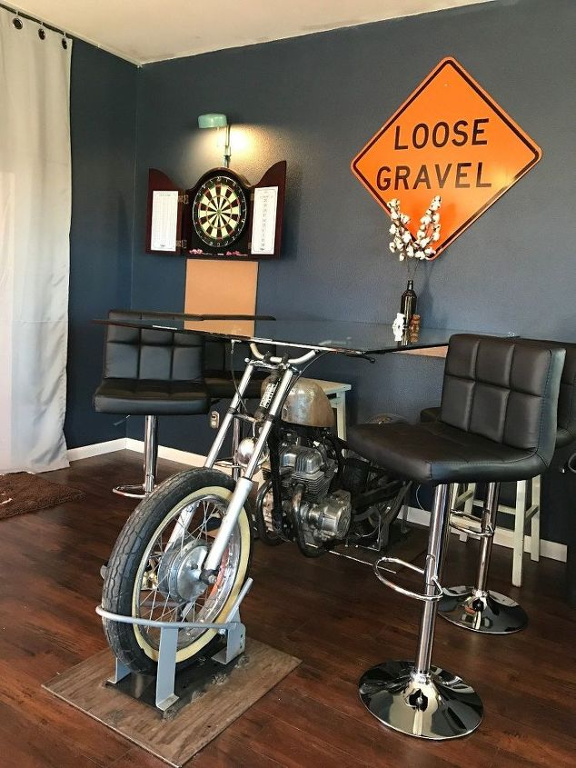 The Motorcycle Dining Room Table Hometalk