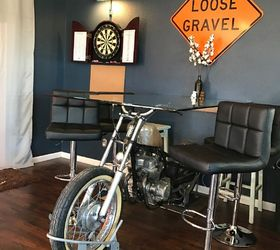 Charming The Motorcycle Dining Room Table