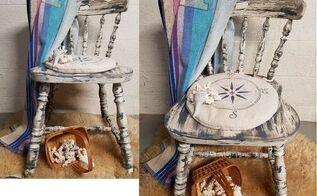 yes choose me hemp oil resist fushion paint chair makeover