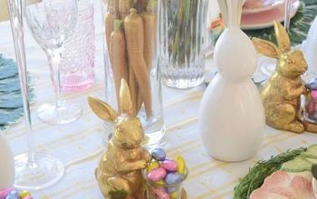 24 carrot easter table