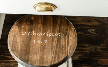 furniture with words