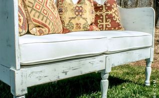 diy french country bench