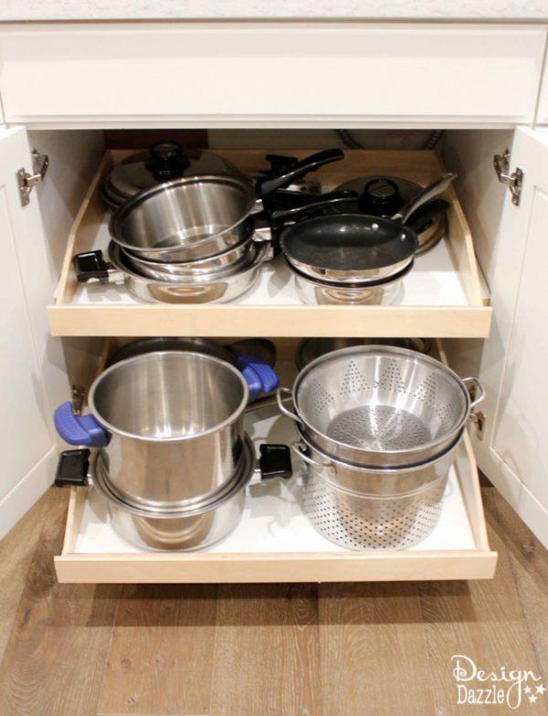 Hidden Kitchen Storage Solutions | Hometalk