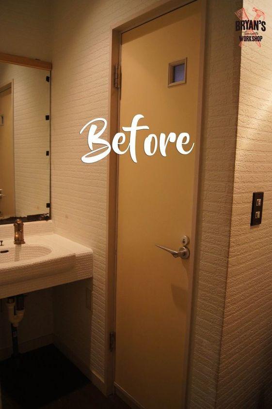 Diy Small Half Bath Remodel Hometalk