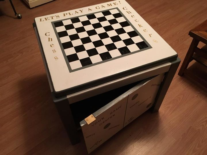 e what you can with a end table