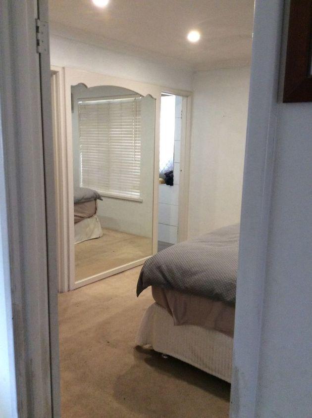 q bedroom ideas, View left from doorway
