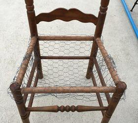 Fairy Garden Chair Hometalk