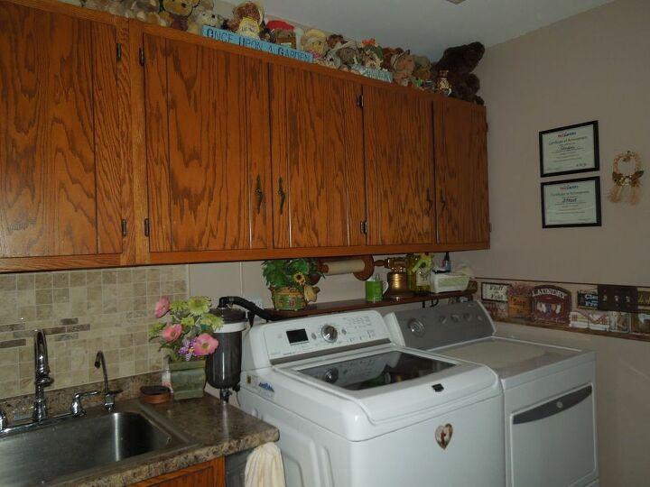 e laundry room facelift