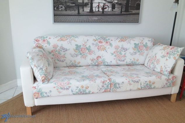 How To Clean The Slipcover Of Your IKEA Sofa