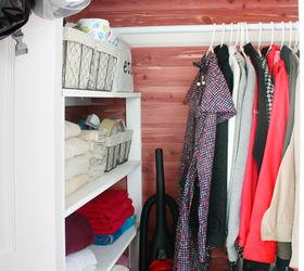 Closet Ideas Diy Cedar Lined Closet ...