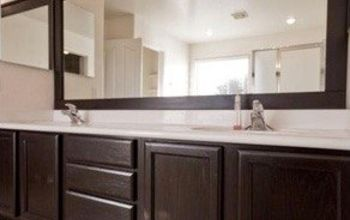 3 Bathroom Makeovers for $150 TOTAL!