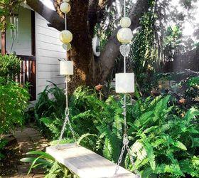 Charmant Making A Dreamy Garden Swing For The Backyard