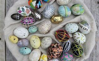 8 egg decorating ideas