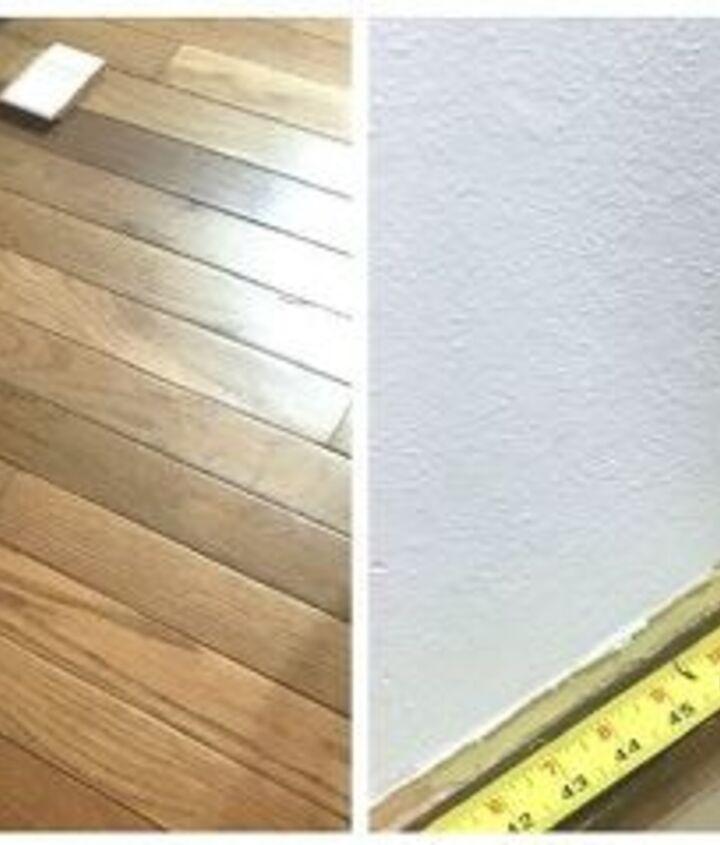 installing base molding