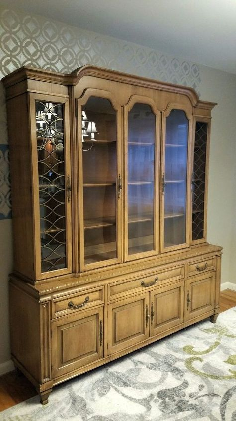 Wooden Hutch