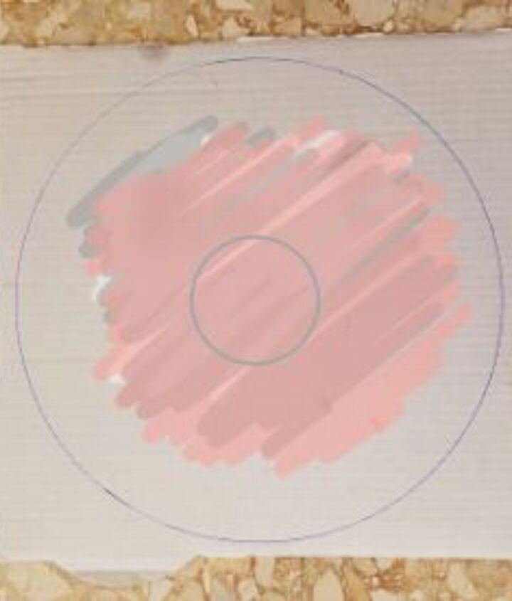 Trace 2 circles
