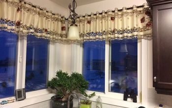 easiest valances ever