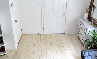 plywood plank flooring