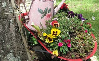 from child s toy to garden planter to life