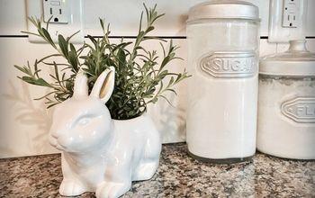 Cheap & Easy Lavender Bunny
