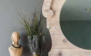diy french country style mirror